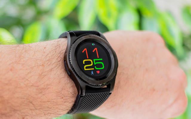 Smartwatch Gesundheit