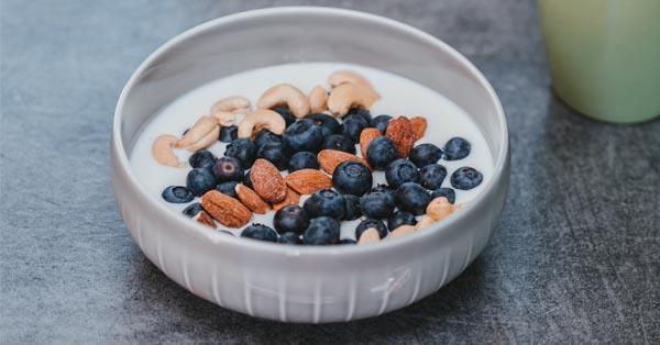 Joghurt für die Darmflora